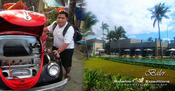 Sabang Beach, Baler Aurora - Schadow1 Expeditions