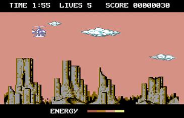 Stoppt den Calippo Fresser Commodore 64