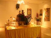 Las reliquias de Buda en Vicente Lopez