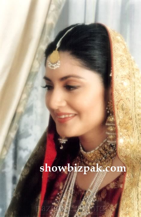 Pakistan Online: Nazia Hassan Wedding Photos