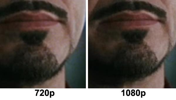 Será que tela de 1080p oferece muita diferença para telas