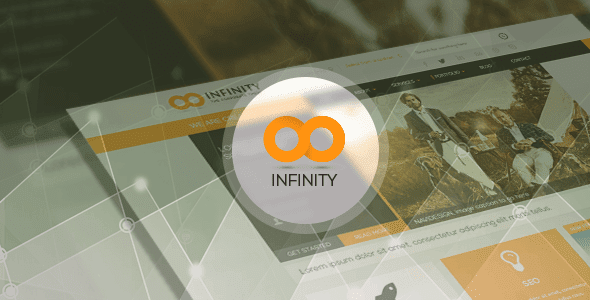 INFINITY - Themeforest Multipurpose WordPress Theme