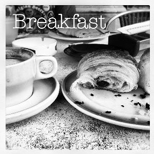 breakfast instagram image