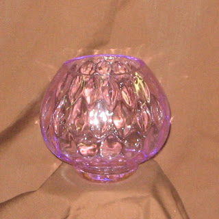 Order a Lavender Glass Votive Bowl