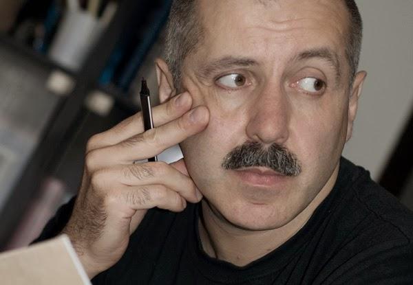 Поэт-художник Александр Чулков