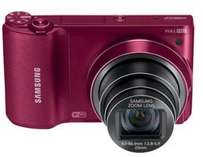 Camera Samsung WB800F Specifications and Price Update