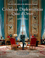 Cronicas diplomaticas (Quai D Orsay) (2013) online y gratis
