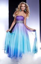 Panoply Purple Prom Dress