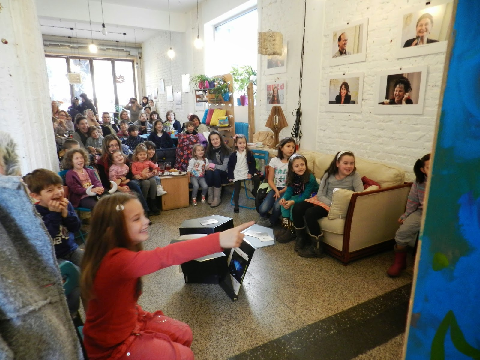 представление за деца
