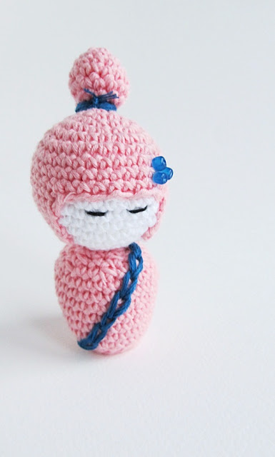 Cute Crochet Keychains