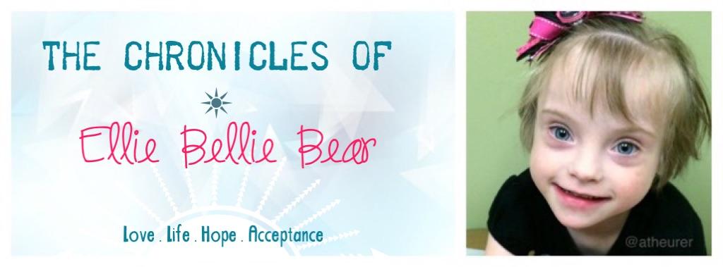 The Chronicles of Ellie Bellie Bear