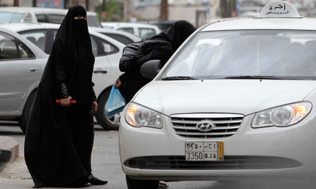 CONFIRMED: Turkey Running Proxy Invasion of Syria Saudi women board a taxi  007