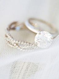 I39m just a girl in the world pinteresting wednesday for Three strand wedding ring