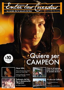 """3º número de la Revista """"Entre las Cuerdas"""""""