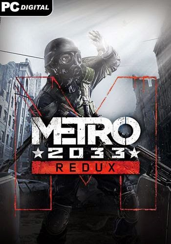 Metro 2033 Pc Game Redux-CODEX Free Download 8.16GB