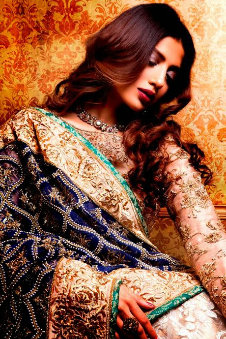 Zara Shahjahan 2014 Party Suits Collection-01