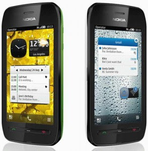 Nokia 603 Smartphone with Symbian Belle