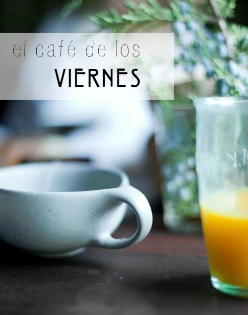 El café de los viernes (Britt Chudleigh for Kinfolk Magazine)