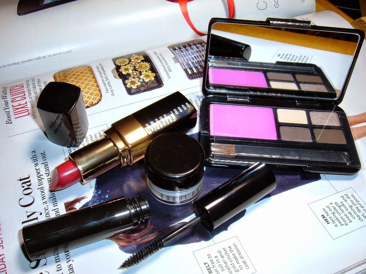 Review- Bobbi Brown Cosmetics
