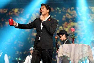Aizat Amdan Nyanyi Lagu Terukir Di Bintang Juara Anugerah Juara Lagu ke-27 (AJL27)