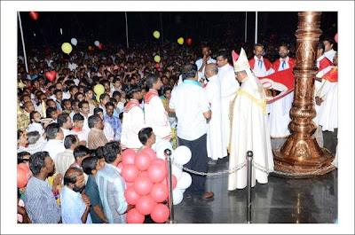 Arthunkal Basilica feast 2012