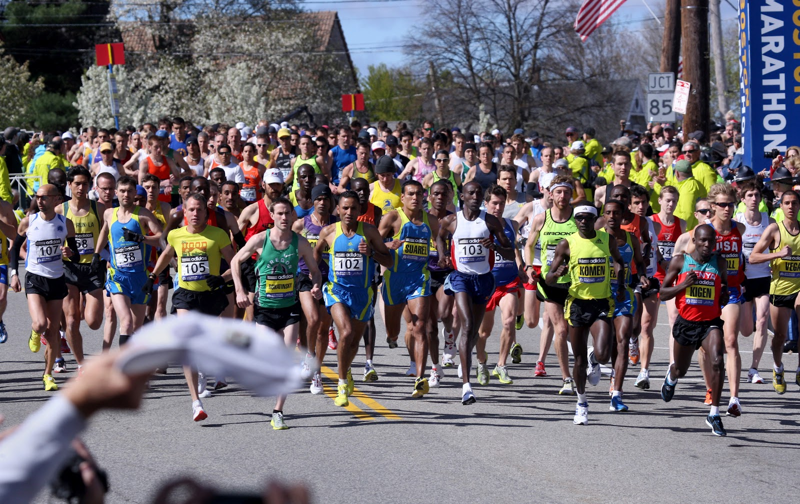 PicturesPool: Boston Marathon | Athletics,Sports