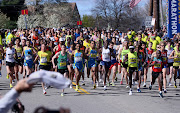 Boston Marathon . Athletics,Sports (boston marathon photos sports athletics race olymphics www)
