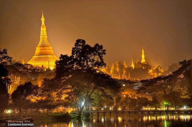 the most beautiful places to visit in Myanmar