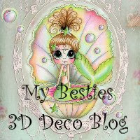 My Besties 3D DecoBlog