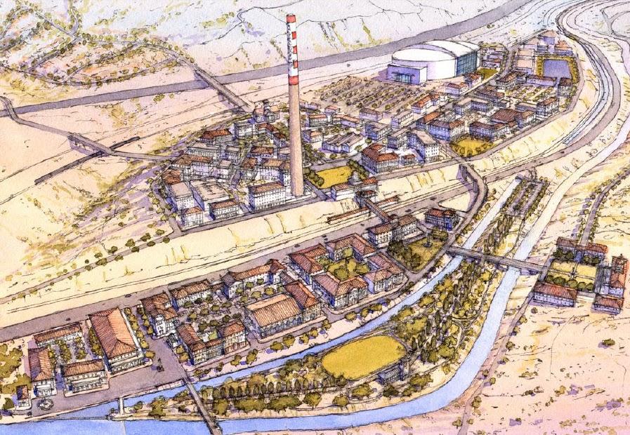 El paso development news asarco ready for development in for New housing developments in el paso tx
