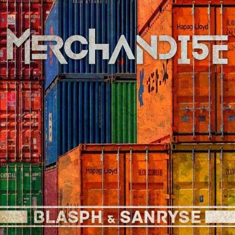 Blasph, Sanryse, ep, Merchandise