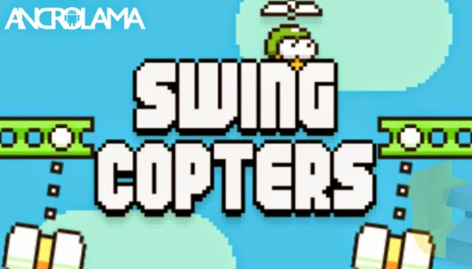 Swing Copters Yayında!
