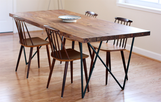 People Have Contacted Me With Questions About Our New Dining Table