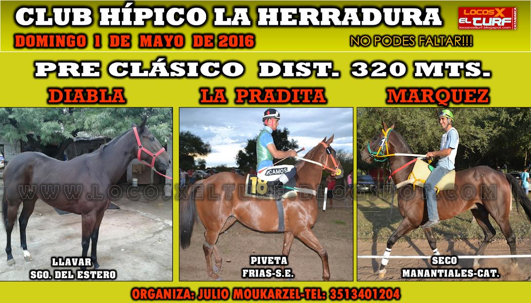 1-05-16-HIP. LA HERRADURA-PRE CLAS.