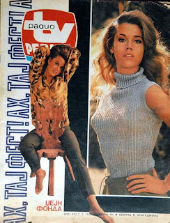 Celebrity Jane Fonda Magazine Cover Pictures