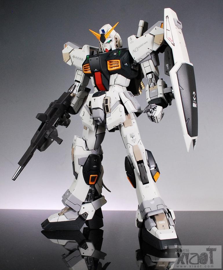 GUNDAM GUY: MG 1/100 R...