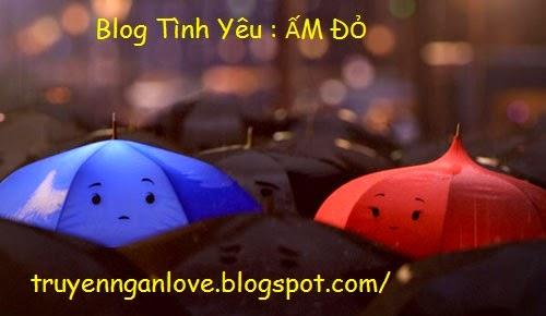 Blog Tình Yêu : ẤM ĐỎ