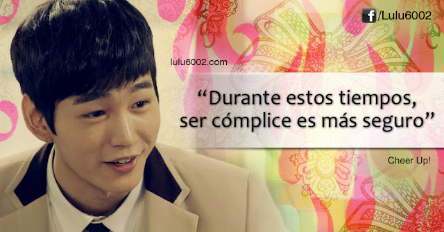 cheer up sassy go go frases
