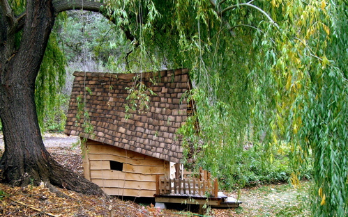 Image Gallery Whimsical Playhouse