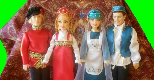 Выкройки для татарских костюмов