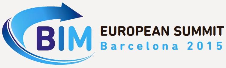 logo bim summit barcelona 2015