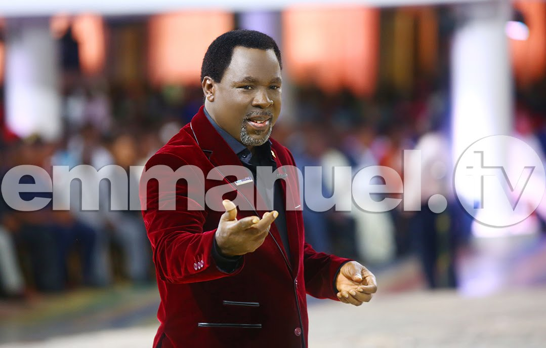 PROPHET TB JOSHUA SUNDAY SERVICES