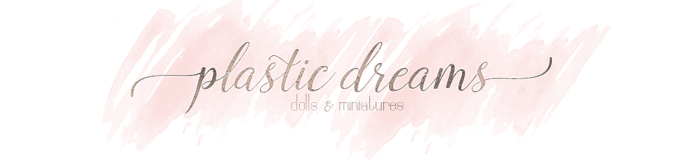 Plastic Dreams :: Barbie et miniatures