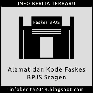 Alamat dan Kode Faskes BPJS Sragen