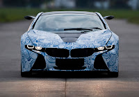 bmw i8 vision efficientdynamics prototype