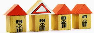 El precio de las viviendas subió un 0,7% durante el tercer trimestre, primer repunte desde 2010.