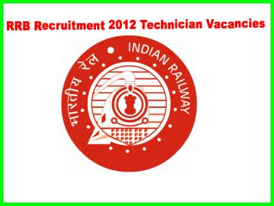 RRB Recruitment 2012