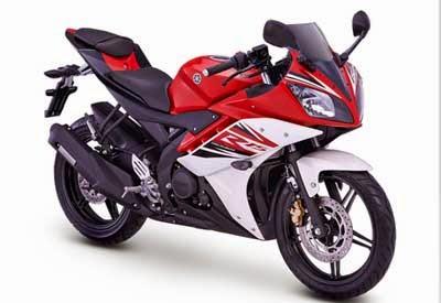 Yamaha R15 terbaru 2014