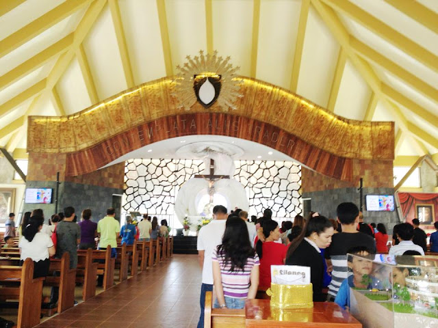 Regina Rosarii Chapel
