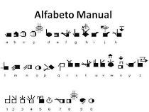 Alfabeto em Signwriting